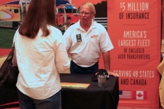 Mike White At Our Display At The Porsche Parade In Salt Lake City, UT 2012