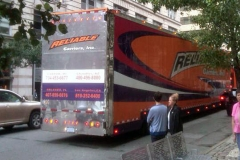 Reliable Carriers Delivering To WCBS Radio Downtown NYC