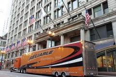 Reliable Carriers in Downtown Chicago