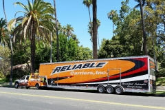 Reliable Carriers on the Road