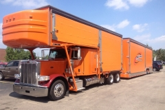 Big...Bigger...Biggest Orange...8-9 Vehicles