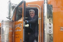 Jay Leno and Reliable Carriers