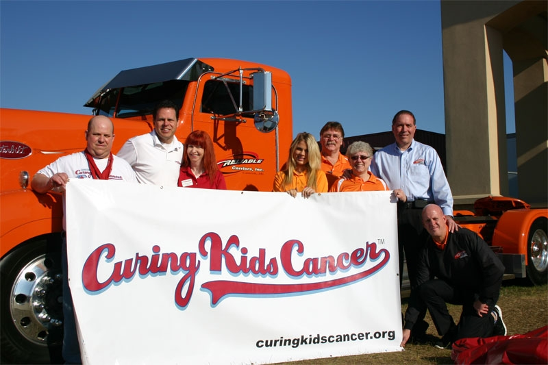 ... Supporting: Curing Kids Cancer Mecum Kissimmee, FL January 2013