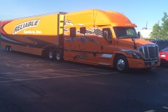Hope/Alan Ringlers New Truck