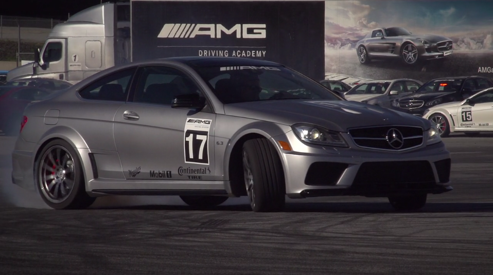 Mercedes Benz AMG Driving Academy