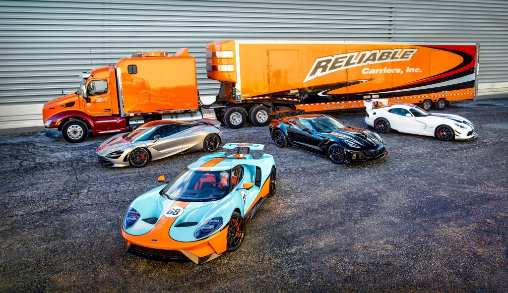 Reliable Carriers Inc | Vehicle Transport Services